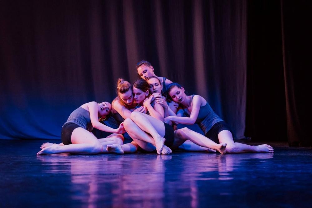 A Navarra Dance egyik fellépése