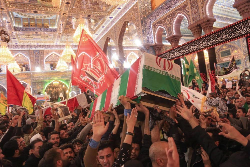 Szulejmáni temetése