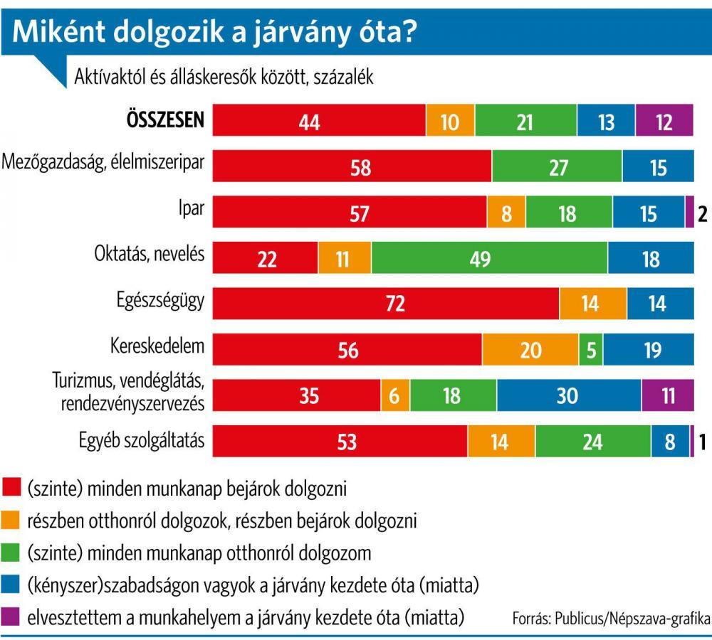 Magyarország otthonról dolgozik – online képzés a homeoffice-ról
