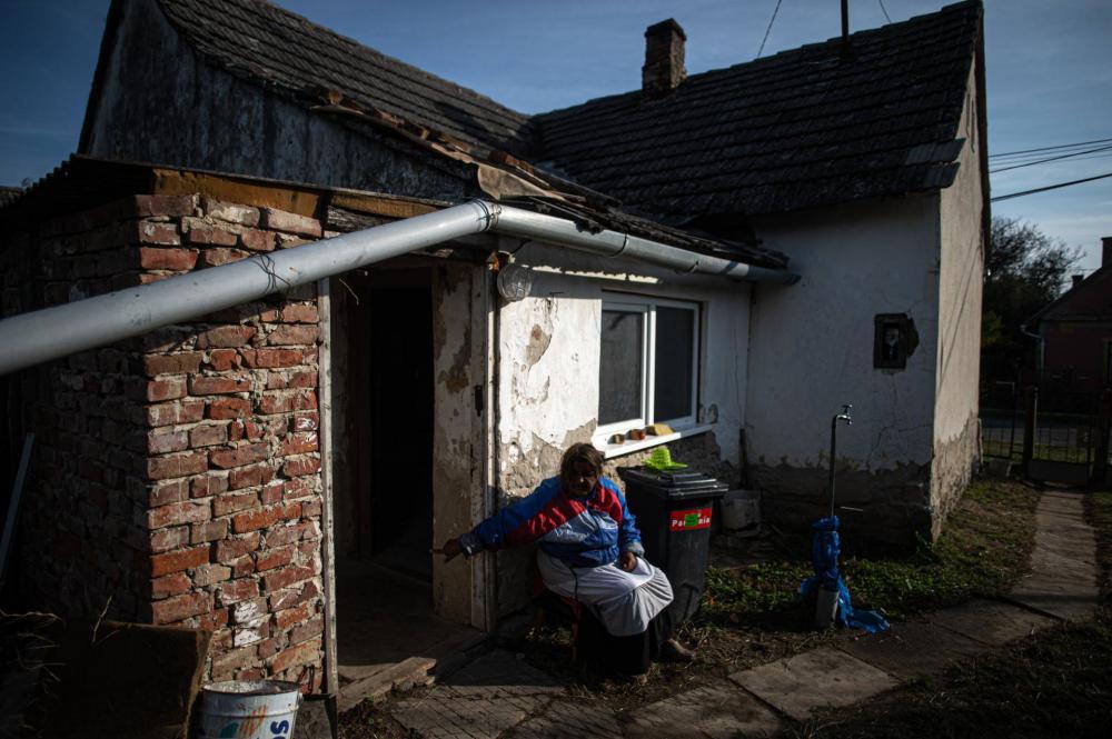 Bakházára nem igazán költözik senki, a helyiek mégsem csak emiatt lepődtek meg
