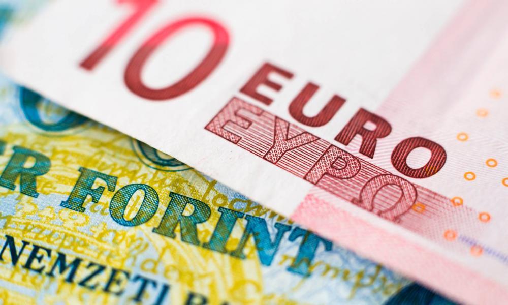 hogyan lehet pénzt euróban keresni