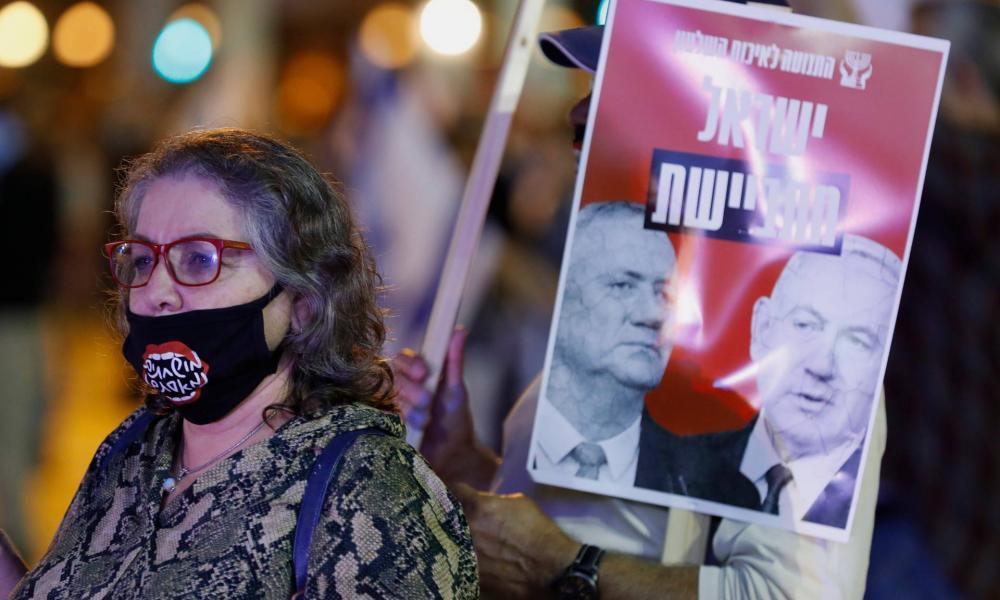 Egységkormány helyett Bibi-kormány