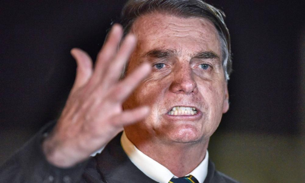 Bolsonaro-show 18 éven felülieknek