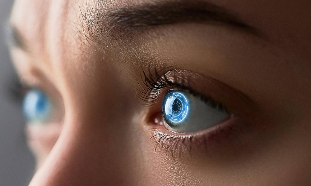 bionikus látás