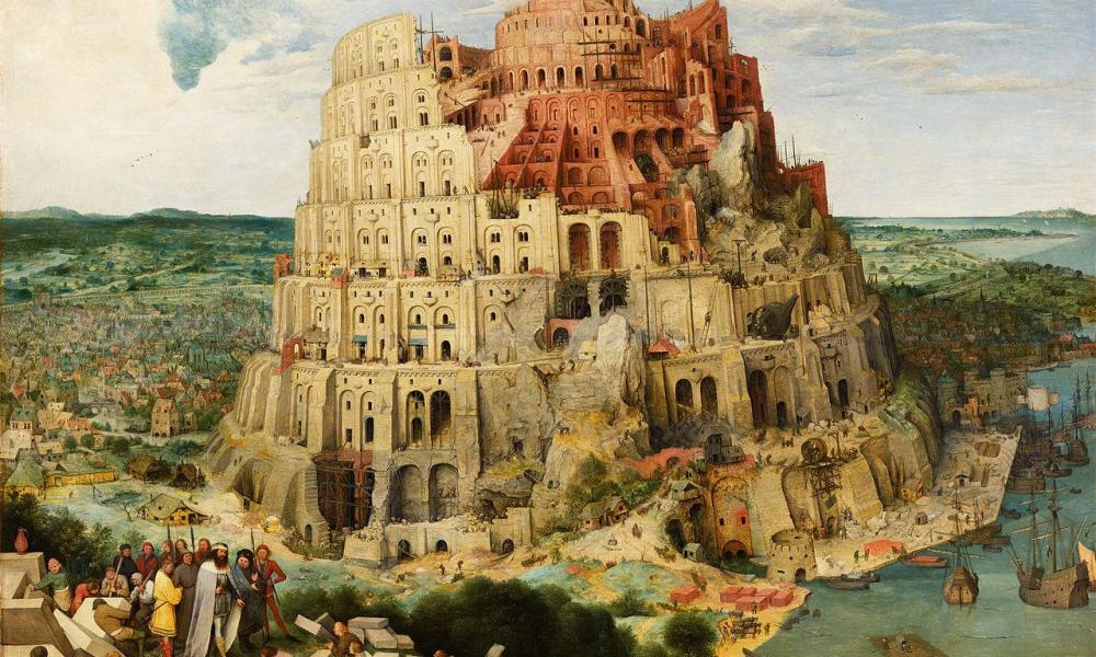 Kentaurbeszéd – Fabiny Tamás: Bábel és pünkösd
