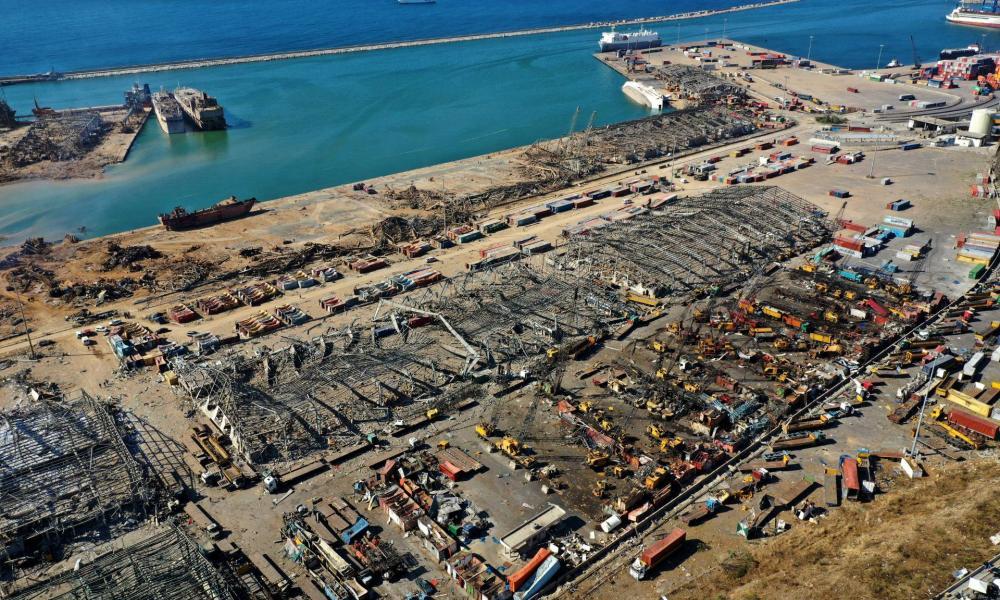 Hanyagság okozhatta a bejrúti robbanást