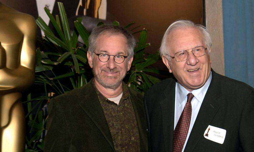Meghalt Arnold Spielberg