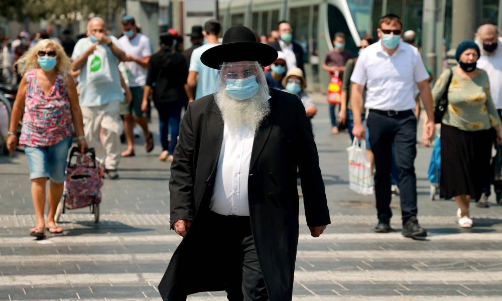 Újra bezárkózik Izrael