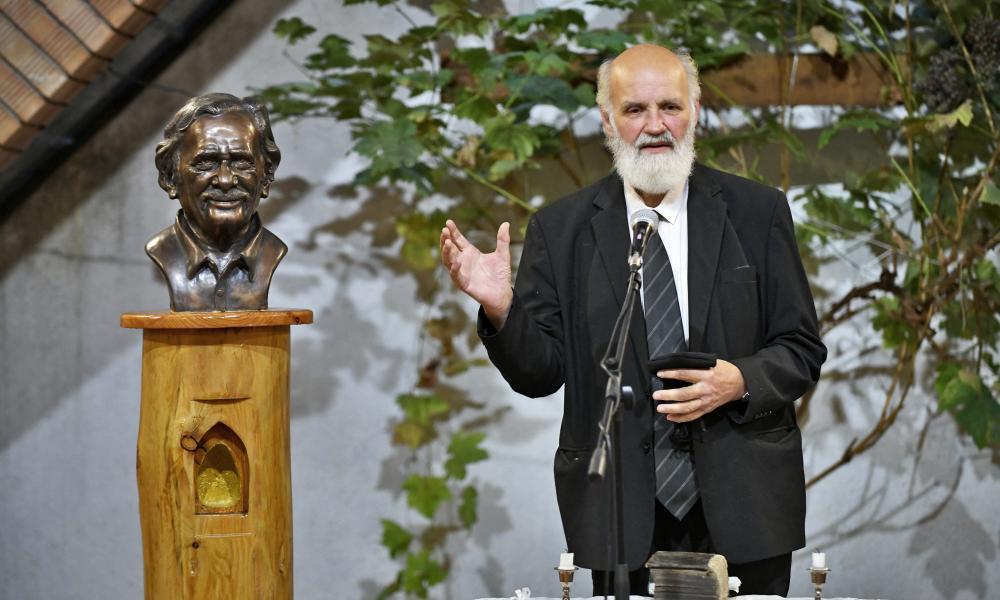 Szobrot avattak Bálint György emlékére