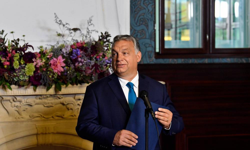 Orbán Viktor nyitotta meg a Kertész Imre Intézetet