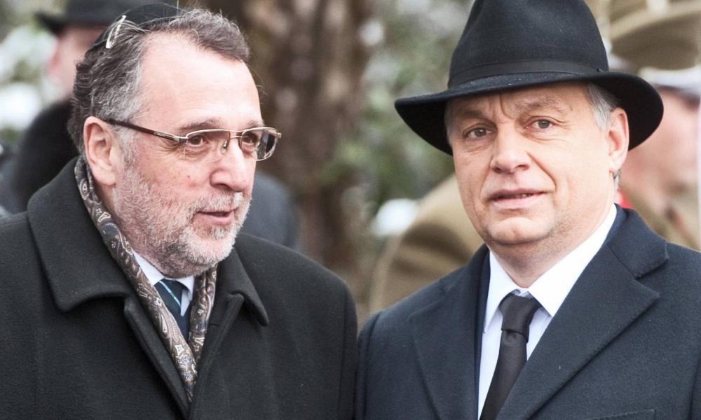 A Jobbik a Mazsihisz mellett