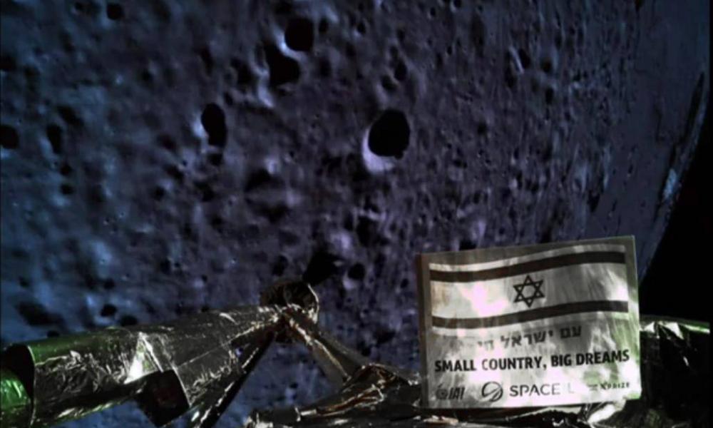 Nem szegte kedvét a kudarc, Izrael újra űrszondát küldene a Holdra