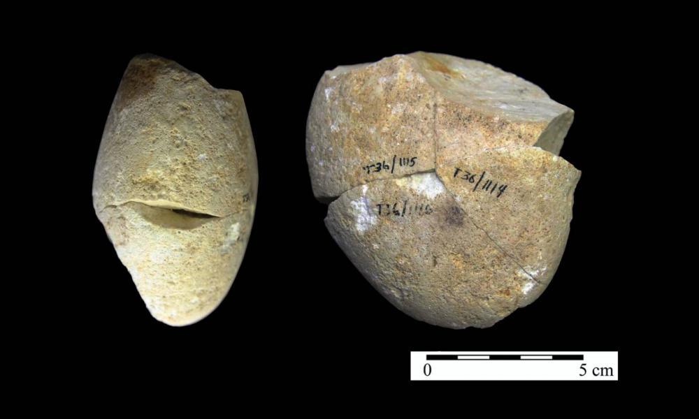 Őstörténeti korszakváltást hozhat egy 350 ezer éves koptatókő