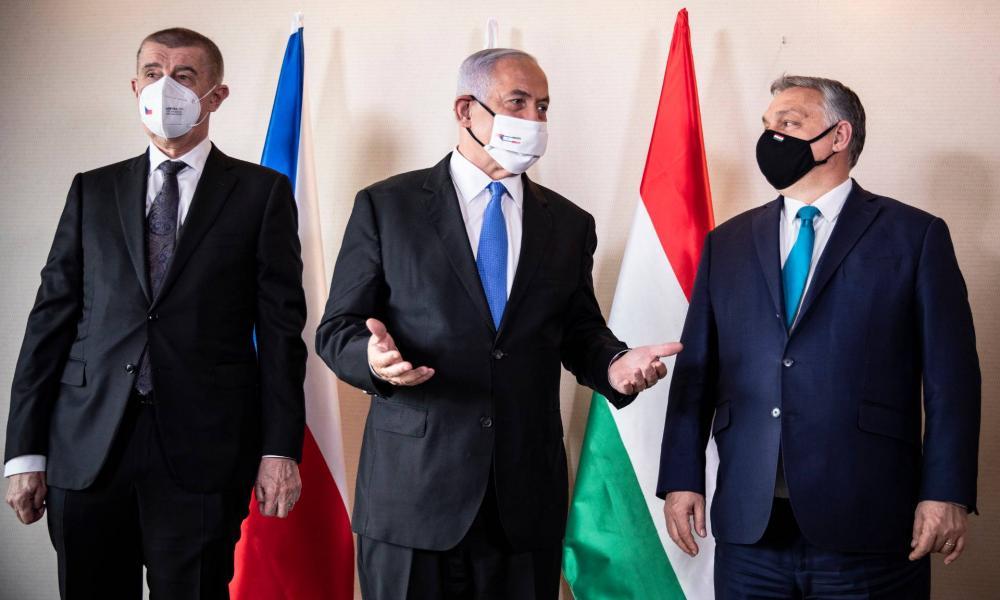 Ha vezetés van, akkor esély is – bölcselkedett Jeruzsálemben a járvány elleni sikerről Orbán Viktor