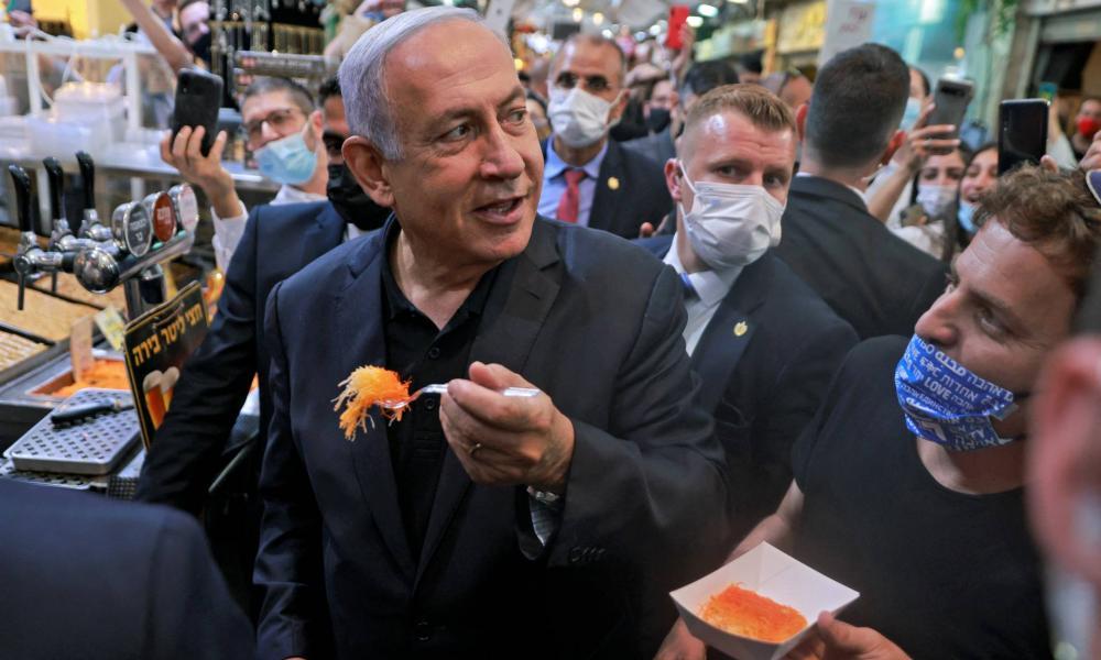 Bibi és a beoltott nemzet