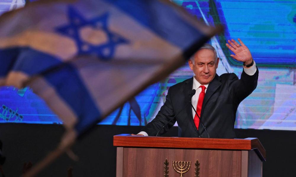 Bajban van Netanjahu – Többségbe kerültek a távozását követelő erők