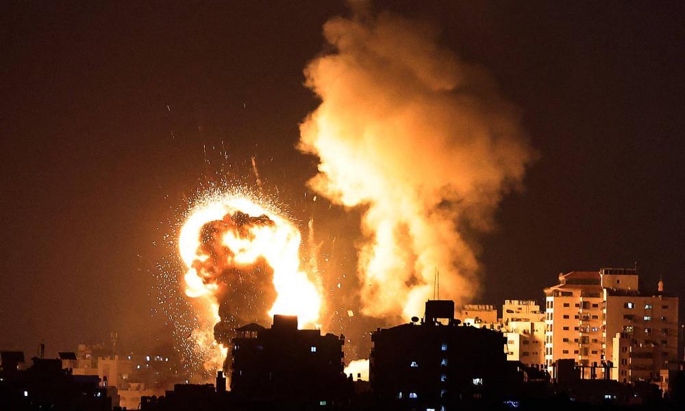 Háborús bűncselekmények elkövetésével vádolja Izraelt és a Hamászt egy jogvédő szervezet
