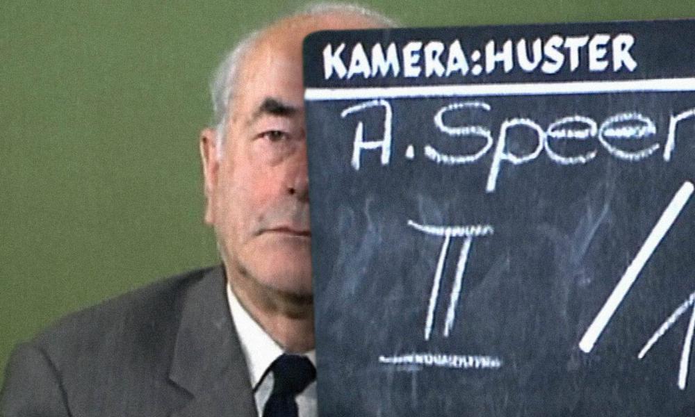 A rendező, aki belépett egy náci elméjébe