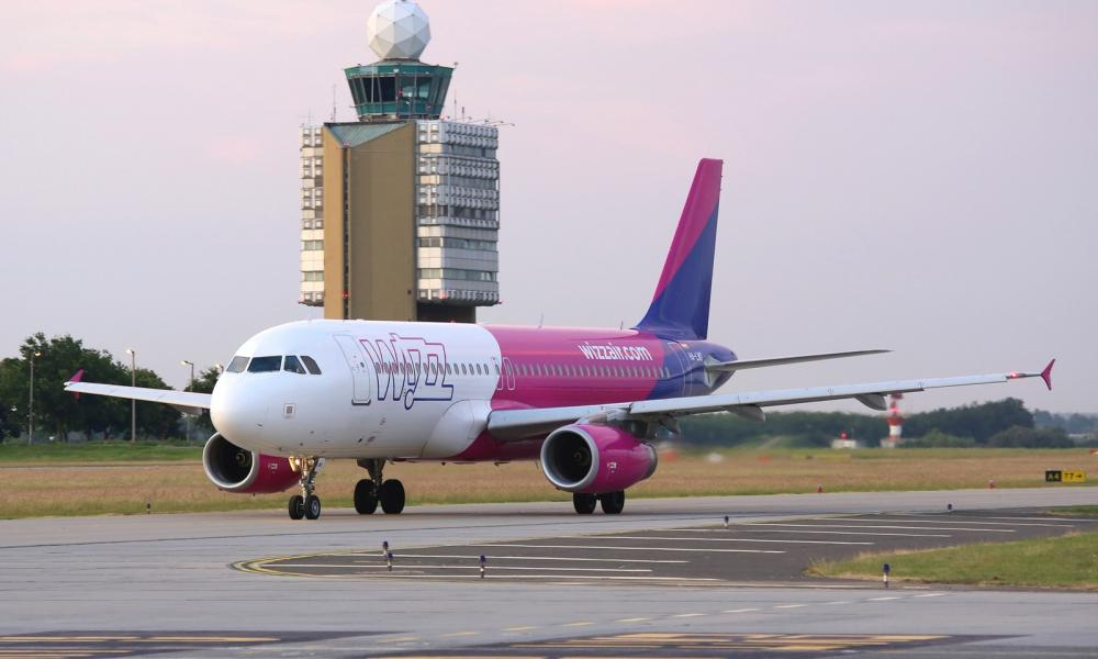 9dc0515f7a3d Szentpétervárra indít járatot a Wizz Air