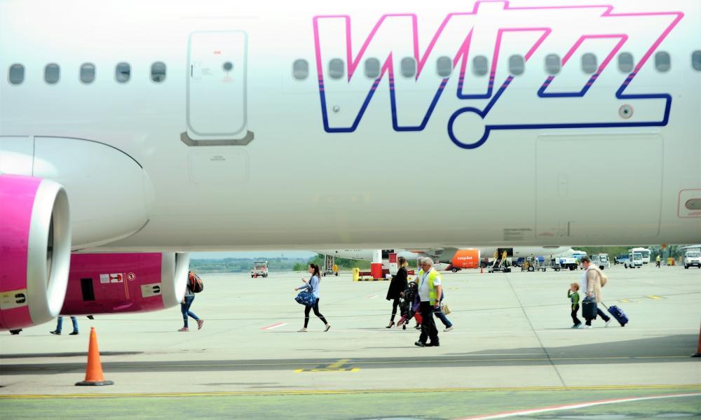 f2f6c7755bdc Hét új debreceni járatot indít a Wizz Air