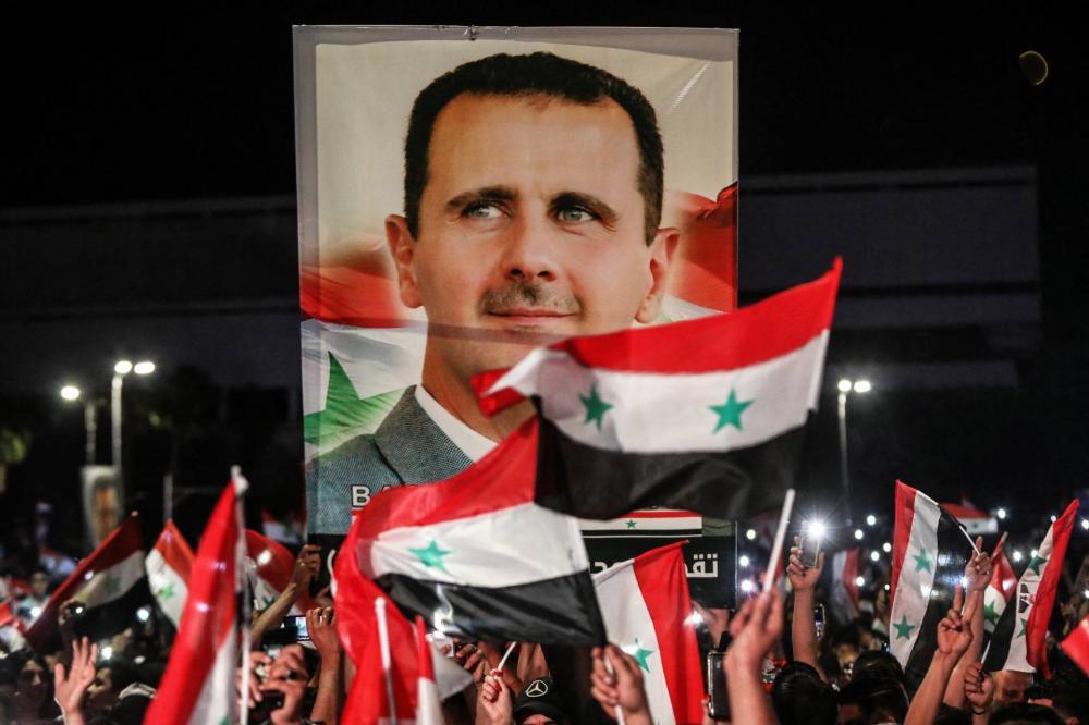 ismerkedés szíriai nő