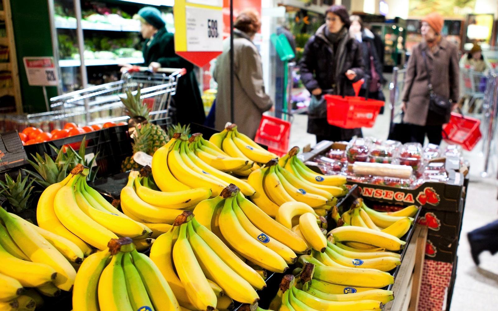 banán felállítása)