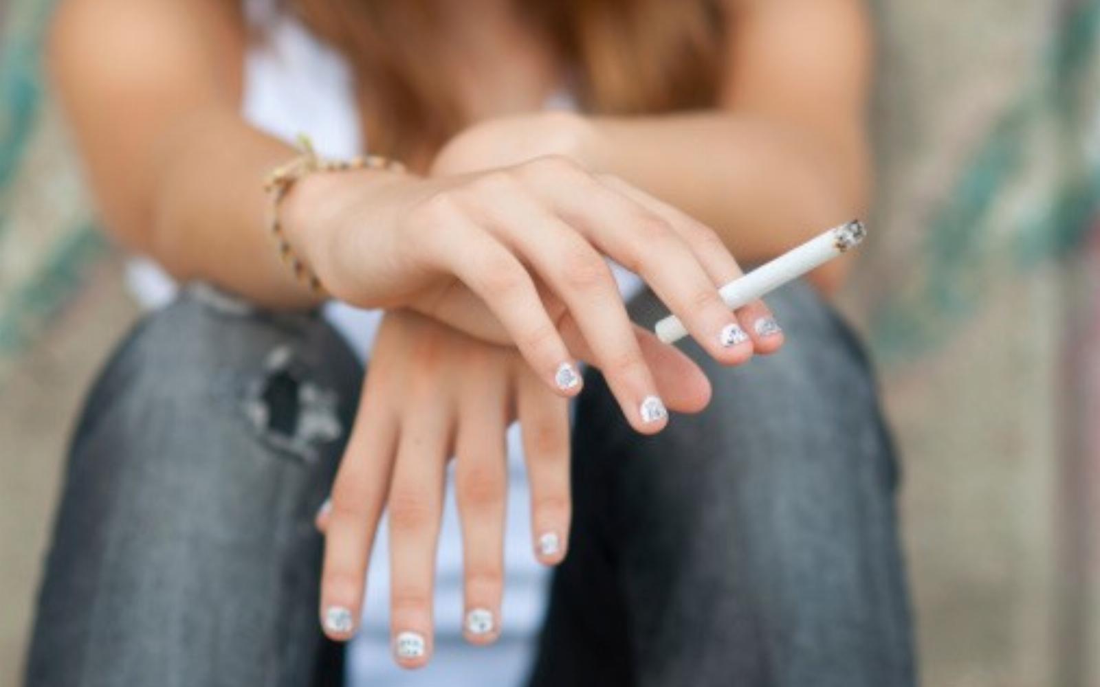 dohányzás elleni spray nikotin nélkül