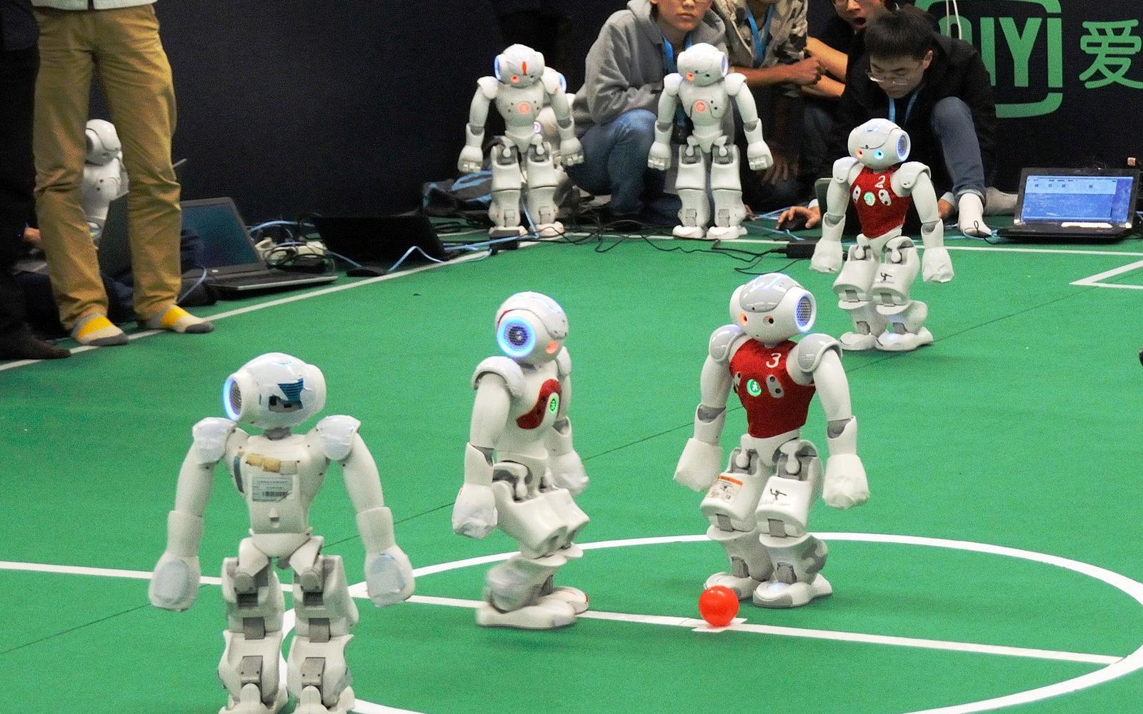 robot erődök lehetőségei
