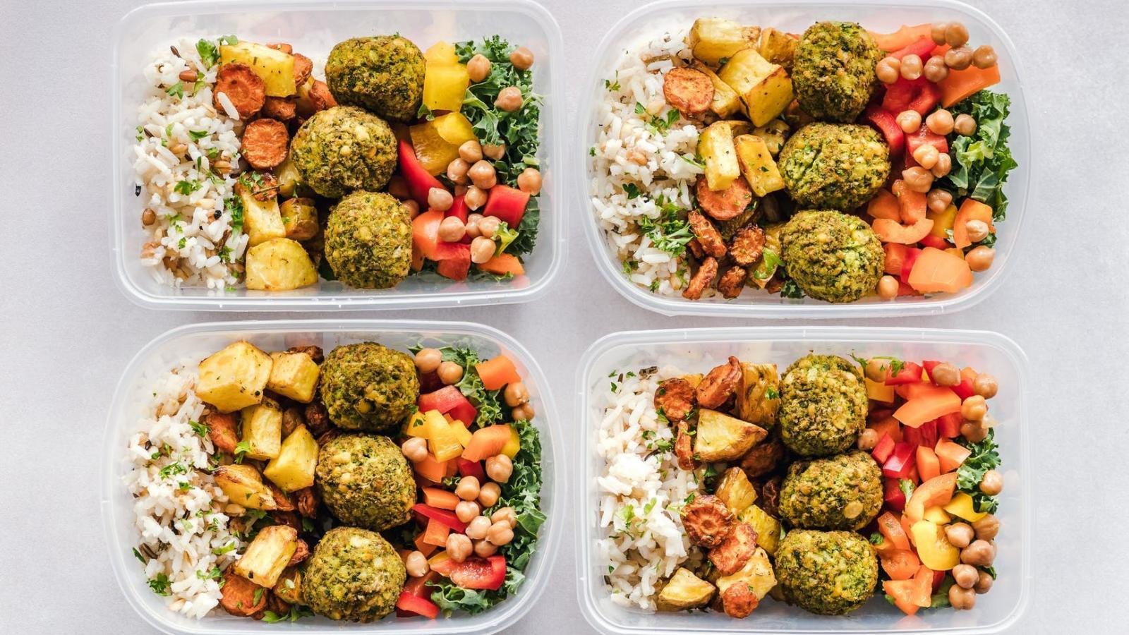a legjobb egészséges és kiegyensúlyozott étrend