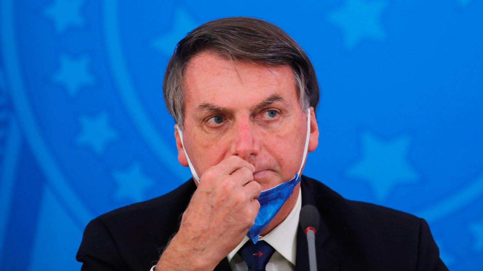 Népszava | Bíróság tiltotta meg Bolsonaro karanténnal ellentétes ...