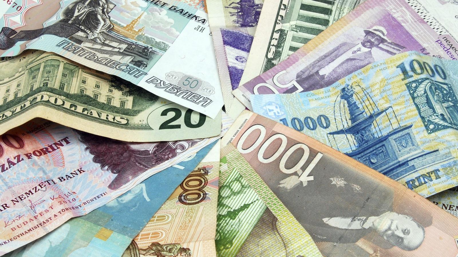 Vegyesen Alakult A Forint árfolyam