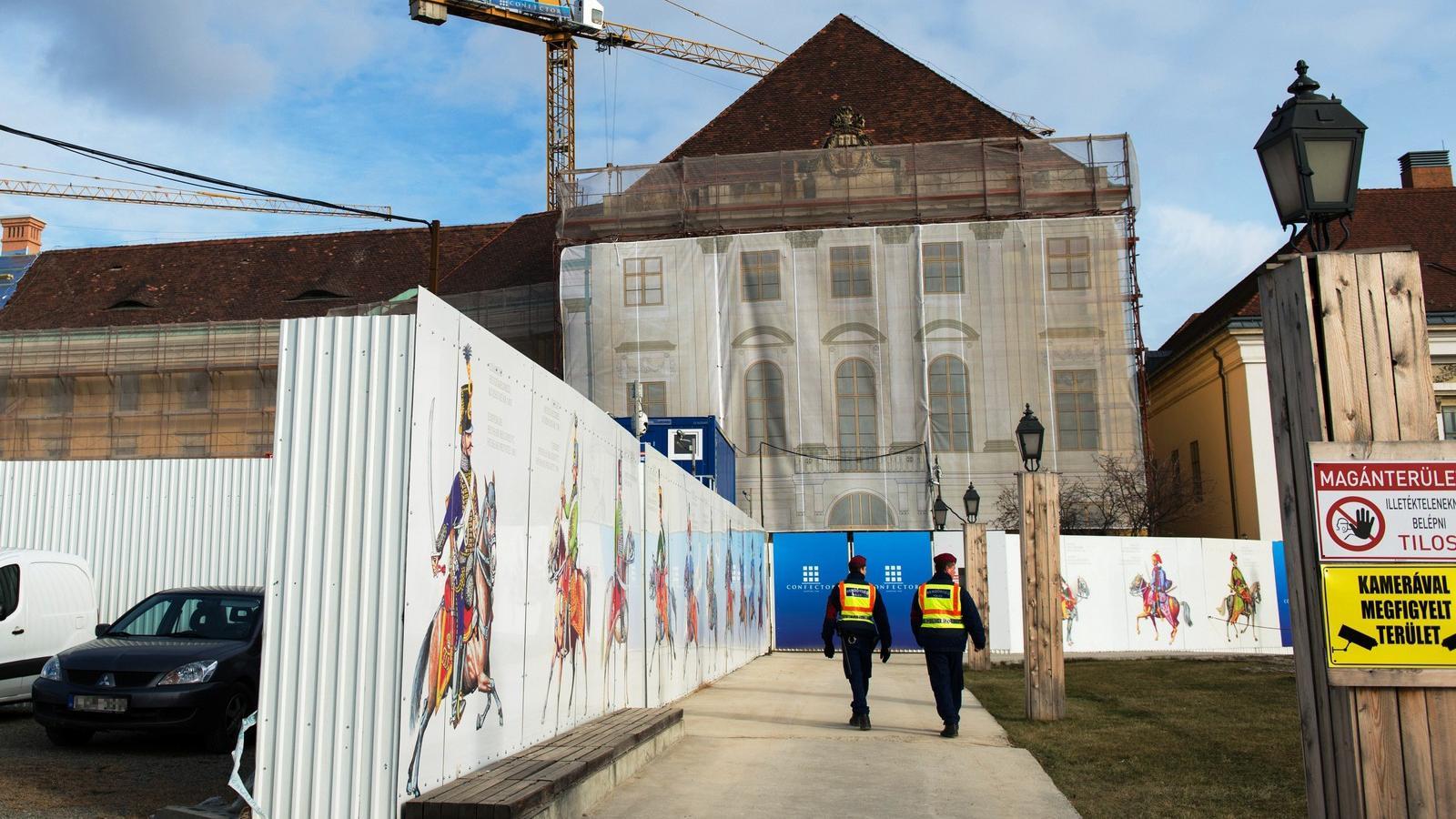 Titokban épül a palotanegyed FOTÓ  TÓTH GERGŐ bdd6735d75
