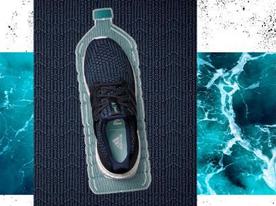 Óceáni szemétből és bőrhulladékokból készítenek menő edzőcipőt c43e953ee3