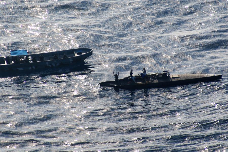 800 kiló kokaint találtak a barkács tengeralattjárón