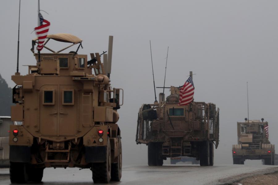 Trump újabb 1500 katonát küld a Közel-Keletre