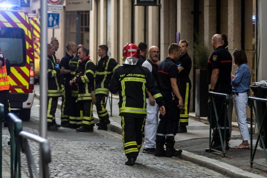 Lyoni robbantás – Fotót tettek közzé a gyanúsítottról