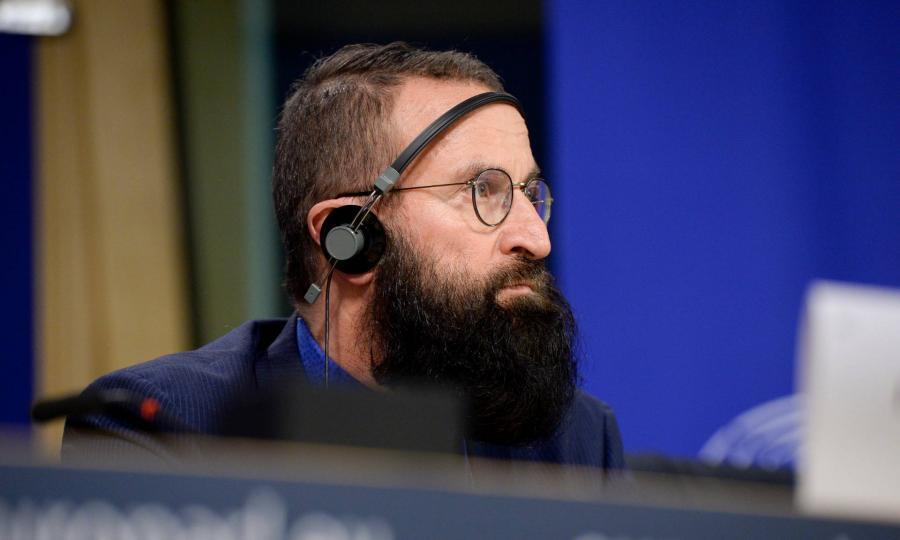 Egy észt diplomata is részt vett a brüsszeli orgián