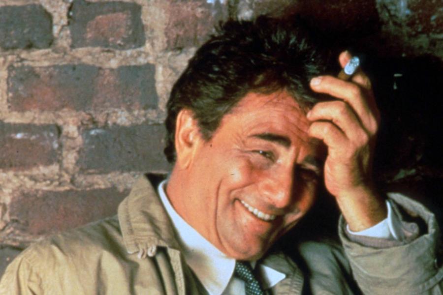 Csak a munkáját végezte - ötven éve indult világhódító útjára Columbo