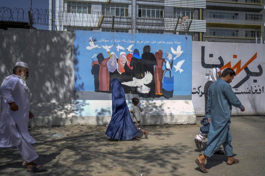 Nőügyi minisztériumból erényügyi hivatal - a táliboknak eszük ágában sincs változni