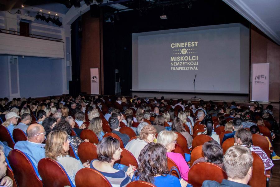 Japán film kapta a CineFest fődíját