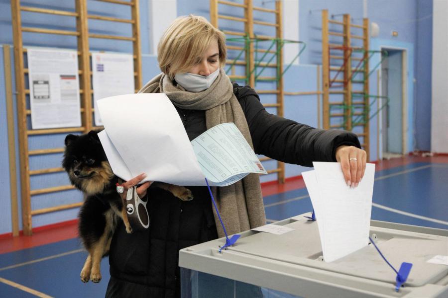 Voksolás sok kérdőjellel Oroszországban