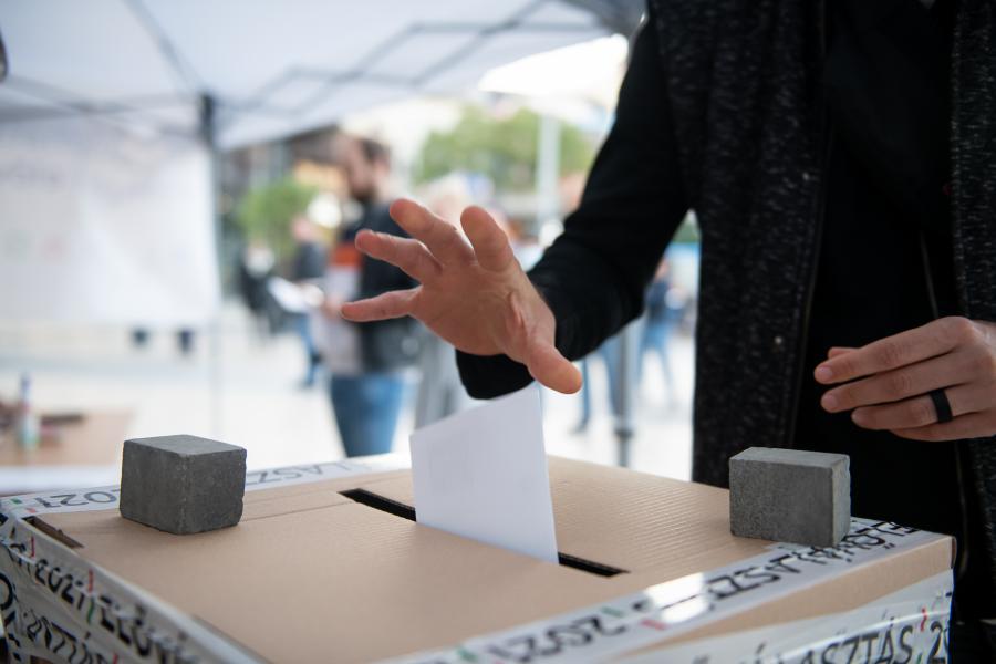 Köztársaságielnök-jelölti előválasztást tervez a Civil Választási Bizottság