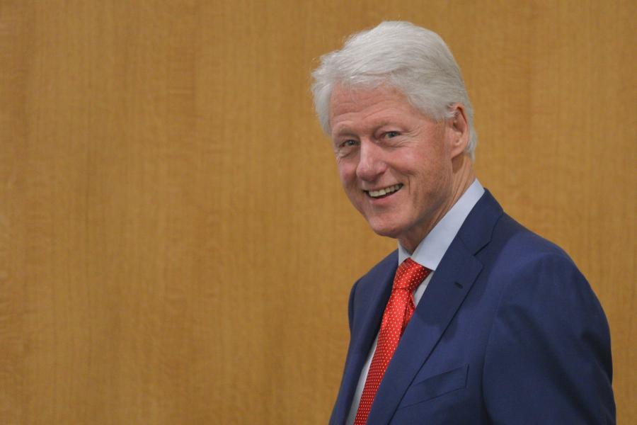 Bill Clinton elhagyta a kórházat
