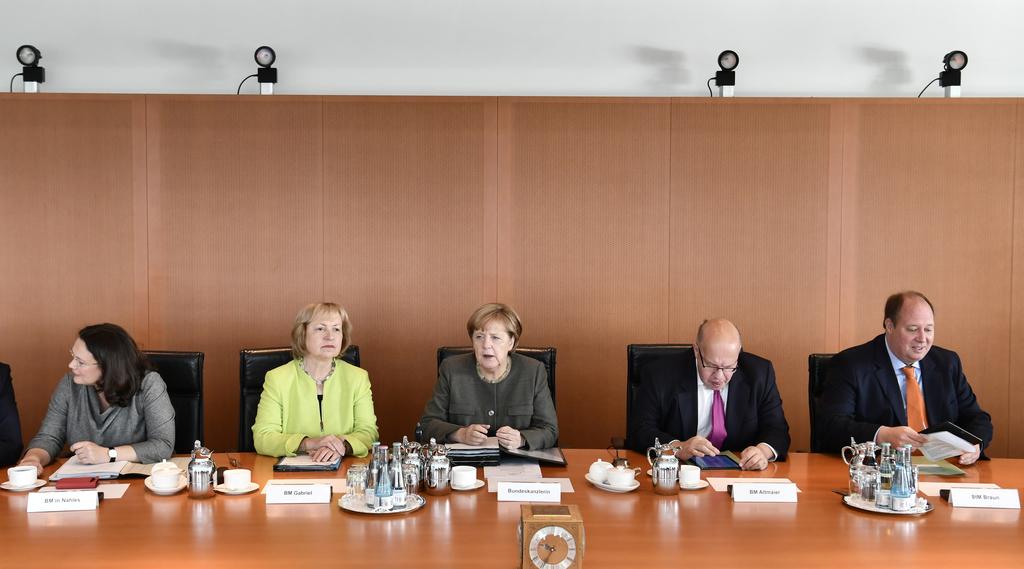 Megtartotta utolsó ülését a harmadik Merkel-kormány