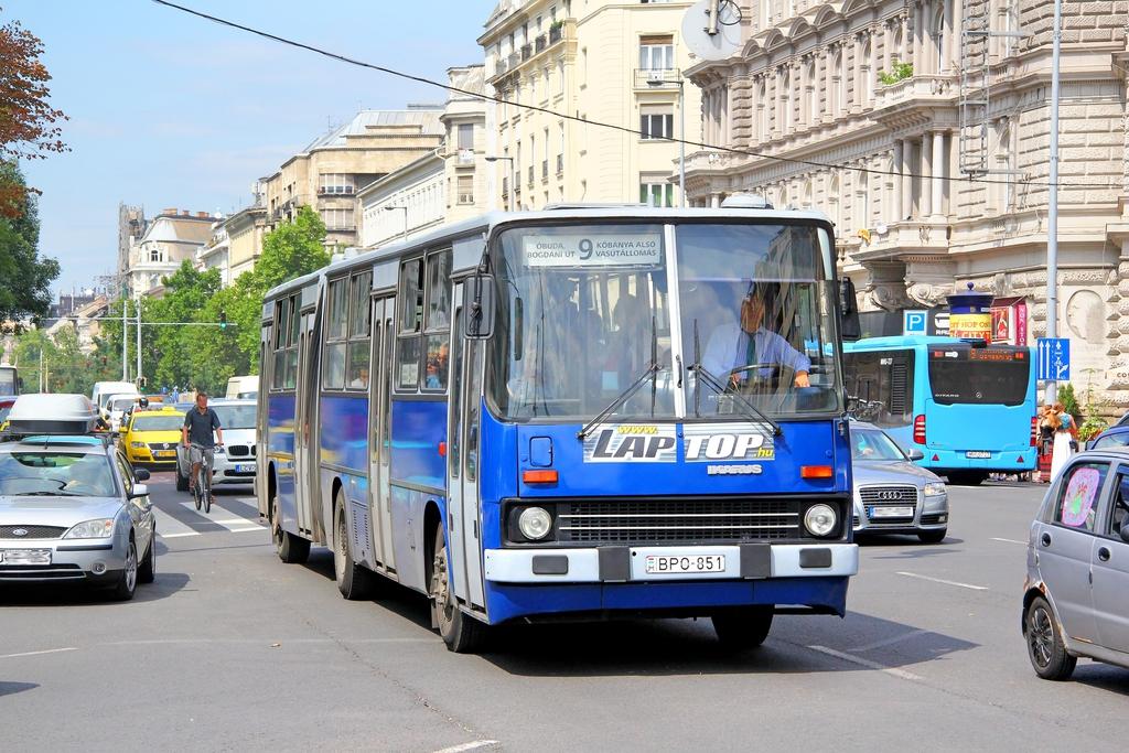 A 9-es busz