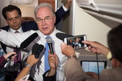 Tom Price FOTÓ: SAUL LOEB / AFP