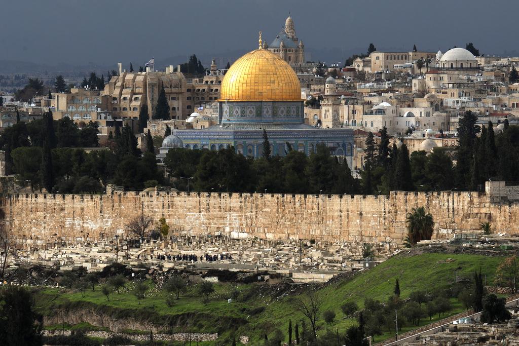 Felgyorsítják az USA-nagykövetség Jeruzsálembe költöztetését