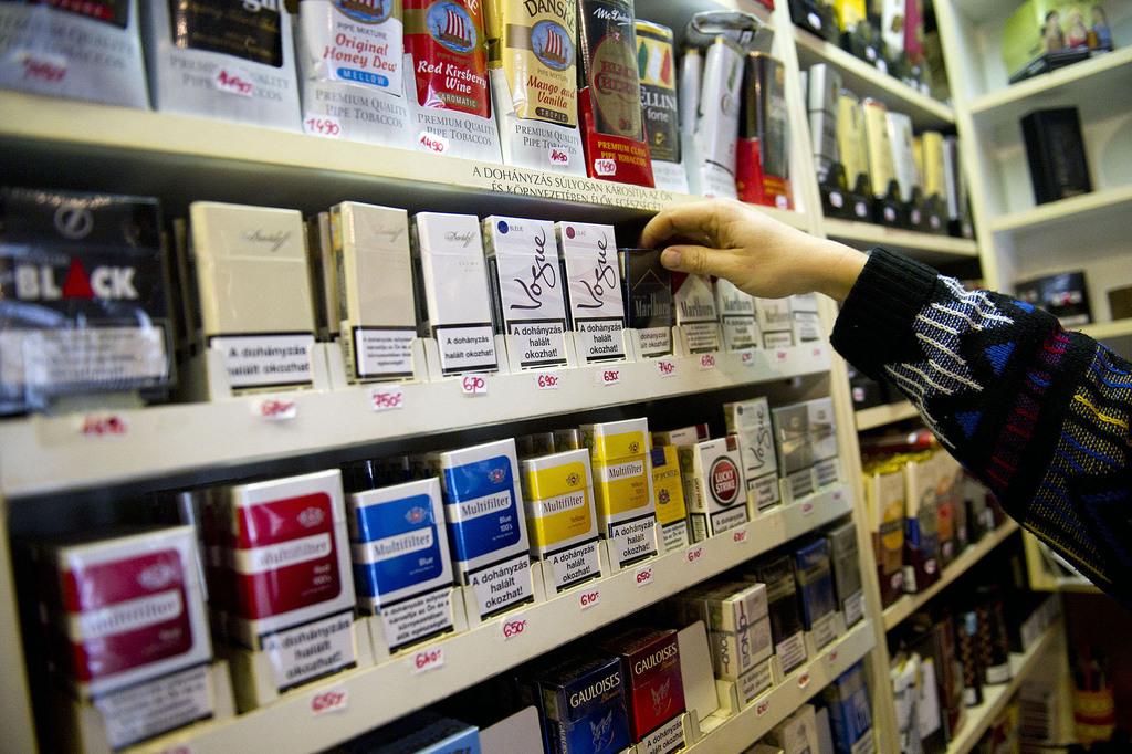 A cigisdobozokban lehet plusz pénz az egészségügyre