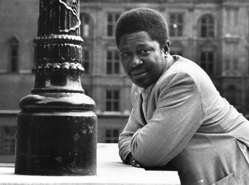 BB King Londonban, 1969-ben Fotó: Evening Standard/Getty Images