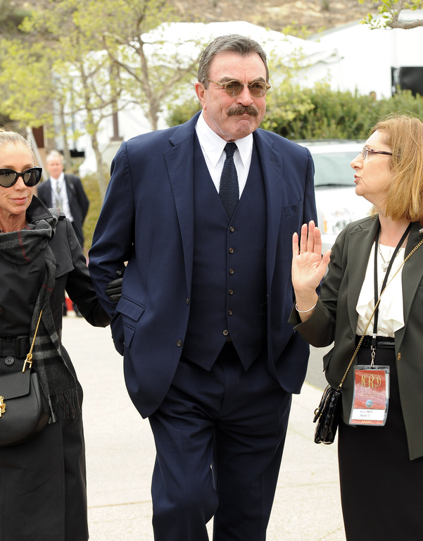 Tom Selleck/Getty Images